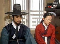 Min Jung Ho Loved of Jang Geum, Drama Korea Jang Geum Indosiar Jung So Min, Dae Jang Geum, Lee Young, Korean Dress, Drama Korea, Paros, Traditional Dresses, Kdrama, Jewel