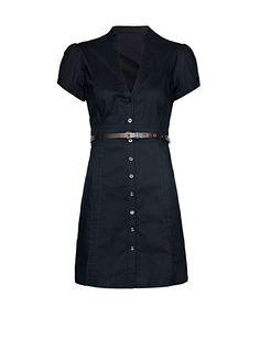 MANGO - Shirt dress