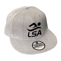 be04dd098df Add some flair to your summer outfit with this Lifesaving SA branded  Snapback cap featuring a embroidered LSA branded logo along with a flat  peak!