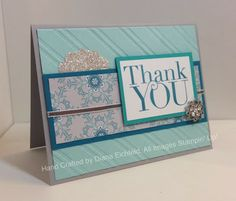 Stampin' Fun with Diana: 30 Day Gratitude Card Challenge: Day 19