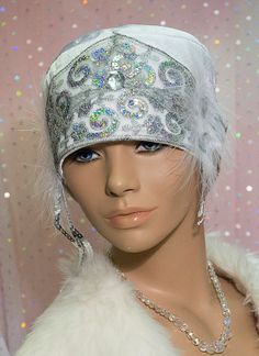 1000+ images about vintage hat 2 flapper:cloche on Pinterest ...