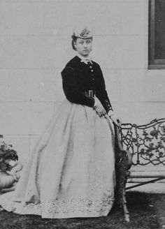 Princess Louise Duchess of Argyll, 1866.