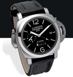 Panerai Luminor 1950 8 Days GMT 44mm Steel Watch