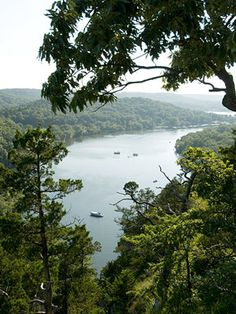 Lake of the Ozarks first time i ever went was this summer.  Best Week Ever!!!