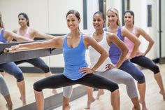 Check out our Beginner's Guide to a barre class and learn everything you need to know before your first class.