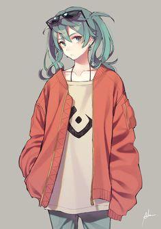 Hatsune Miku ver. Sand Planet | Vocaloid