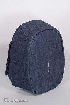 XD-Design Bobby Elle Test: Diebstahlsicherer Damen City Rucksack ..... - Praxistests! Bobby, City, Design, Hidden Compartments, Secret Compartment, Small Backpack, Shopping, Bags