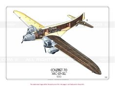 FRENCH AIR FORCE (WW2) . 1930 / Couzinet Model: Arc-en-Ciel 70 Airplane Illustration, Commercial Plane, Aircraft Design, Luftwaffe, World War, Air Force, Helicopters, Vintage Travel, Jets
