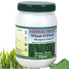 Buy Online Organic Green Food Supplements at lowest price at way2herbal - Herbal Products Online Shop