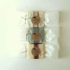 I've been getting into handmade soaps a lot lately but hate the that most of those soaps are made with lard... these options are vegan and pretty affordable. Any 3 bars of cold-pressed soap for $19.50