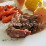 3-Packet Slow Cooker Pot Roast - The Country Cook