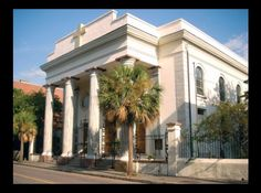 St. Mary's Roman Catholic Church, Charleston, SC⛪