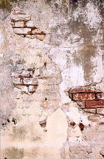 Rustic Brick Wall. More