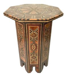 Awesome Antique Pedestal Stand