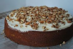 THE best pumpkin cake {with browned butter icing}. A Wise Cook