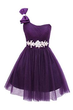 Ellames One Shoulder Bridesmaid Party Short Prom Homecoming Dresses Purple US 2 Ellames http://www.amazon.com/dp/B00VA9QO9G/ref=cm_sw_r_pi_dp_meTnvb04JJGSW