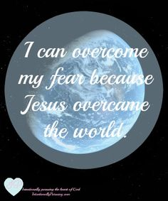 Seeing Ourselves Through the Eyes of God - Overcomer - IntentionallyPursuing.com