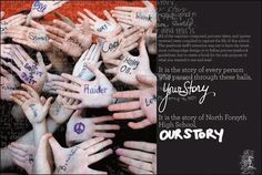 yearbook themes hands - Google Search