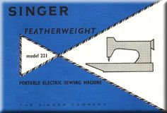 Manual for Singer 221K Featherweight