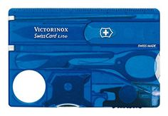 Victorinox Swisscard Lite, Sapphire