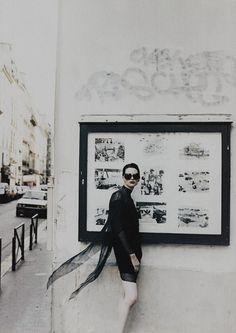 kristen mcmenamy in vogue paris september '94 by juergen teller