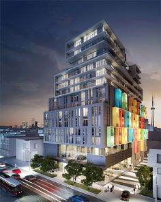 New in Toronto real estate: The College Condominium...right by UofT