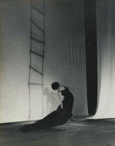 Ilse Bing - The Ballet Russe, Paris 1933