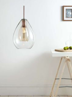 Carmella Pendant Light - BHS