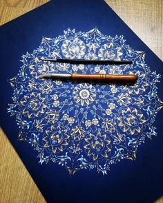 Islamic Art Pattern, Pattern Art, Turkish Pattern, Islamic Wall Decor, Illumination Art, Turkish Art, Islamic Gifts, Islamic Art Calligraphy, Cg Art