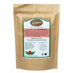 Products   La Crema  Specialty Grade El Retiro Red Bourbon Coffee