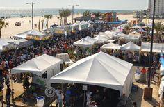 National Shrimp Festival - FL oct; BBQ NC oct; F&W Lewiston NY July; FL Seafood nov.