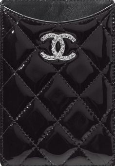 Chanel in black