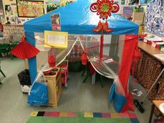 Chinese restaurant Chinese New Year eyfs