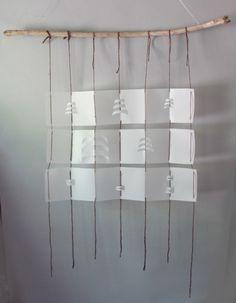 Book form/sculpture by Johanne Renbeck