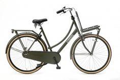 Popal Daily Dutch Basic 28 pouces Femme Frein à rétropédalage Vert olive Vert Olive, Internet, Bike, Gallows, Bicycle Kick, Trial Bike, Bicycle