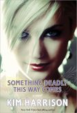 Something Deadly this Way Comes (Madison Avery Series #3):   I'm Madison Avery, in charge of heaven's hit squad . . . and fighting it all the way.   When Madison died the night of her prom, she knew her life would never be the same. Now she has a powerful amulet, a team of rogue angels by her side, and the ability to flash forward into the future to see the shape of destiny. And of course, now she's finally with Josh—a perfect boyfriend who doesn't even mind that she's dead
