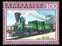 Series Trains - 150 Years of the Graz Köflach Railway Set