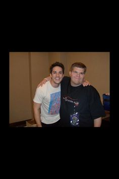 Me and Michael Trevino