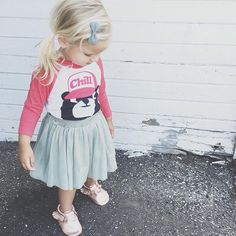 Kids Street Style - Chill! #ootd #kidsfashion