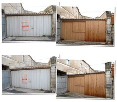 "We are being serious here, would anyone out there live in a garage? Well, French architects firm Fabre | de Marien accepted the challenge and succeeded to convert a 441 square-foot double garage located in Bordeaux, France, into a nice living place for a single or a couple! Before Before & After Passage Buhan by Fabre | de Marien: ""This project consists of the transformation of a garage into a.."