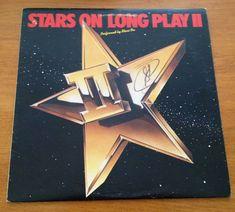 Stars On Long Play II LP 1981 Vinyl Radio Records Disco Canada IMPORT RR 2007 #ClassicRBContemporaryRBDiscoPostDiscoSoul