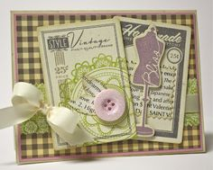 Love button cards