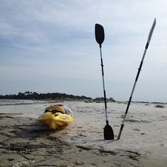 """Kayak over to """"Little Tybee"""" from Tybee Island I sooo want to do this."""