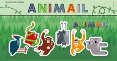Animail presentation pack