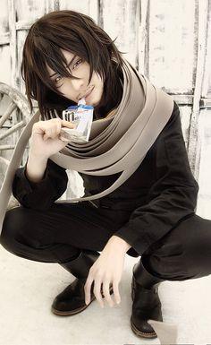 Boku no Hero Academia || Aizawa Shouta #Cosplay (Cosplayer: takumi_midokuro).