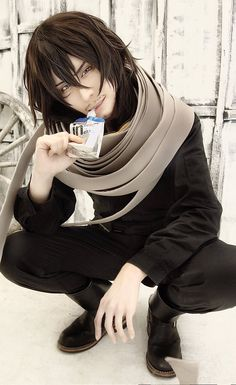 Boku no Hero Academia || Aizawa Shouta #Cosplay (Cosplayer: takumi_midokuro).