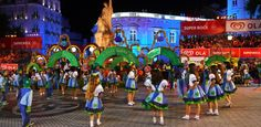 As Marchas Populares despedem-se das Festas'13