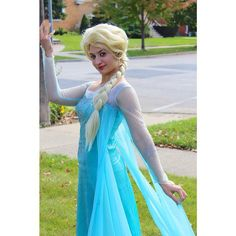 Pin for Later: The Top 20 Halloween Costumes of 2014 Are Easy to DIY Elsa, Frozen