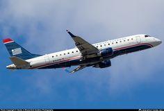 N102HQ Republic Airlines Embraer ERJ-175LR (ERJ-170-200 LR)