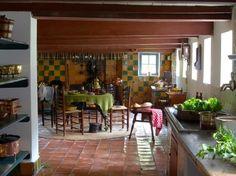 Menkemaborg keuken (fotografie Otto Kalkhoven)